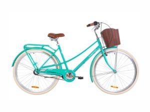 Велосипед Dorozhnik COMFORT FEMALE PH 28 turquoise