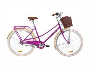 Велосипед Dorozhnik COMFORT FEMALE PH 28 violet