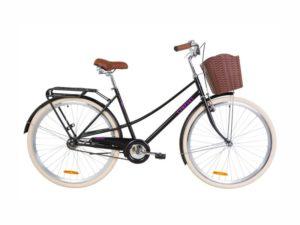 Велосипед Dorozhnik COMFORT FEMALE 28 black