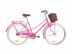 Велосипед Dorozhnik COMFORT FEMALE 28 peach