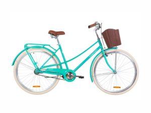 Велосипед Dorozhnik COMFORT FEMALE 28 turquoise