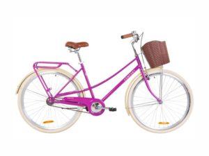 Велосипед Dorozhnik COMFORT FEMALE 28 violet