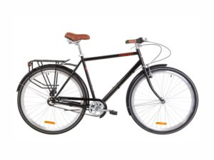 Велосипед Dorozhnik COMFORT MALE PH 28 black