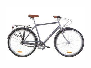 Велосипед Dorozhnik COMFORT MALE PH 28 gray