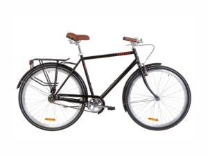 Велосипед Dorozhnik COMFORT MALE 28 black
