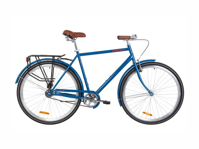 Велосипед Dorozhnik COMFORT MALE 28 blue