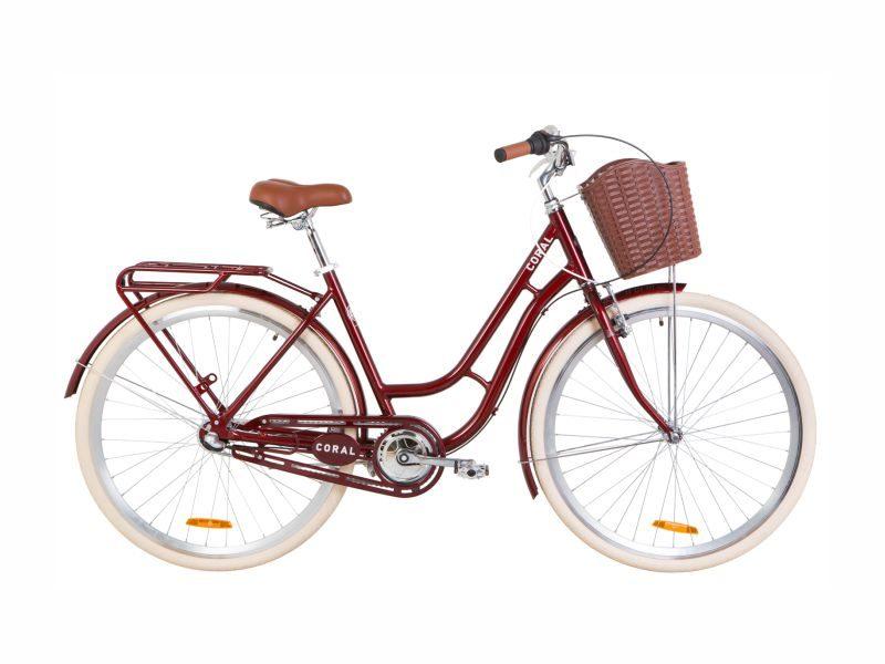 Велосипед Dorozhnik CORAL PH 28 ruby