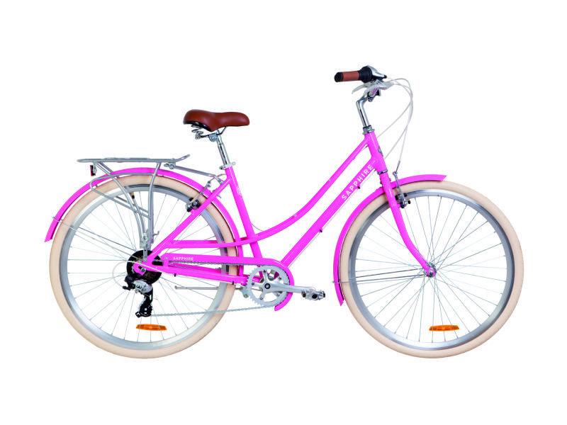 Велосипед Dorozhnik SAPPHIRE 28 sakura