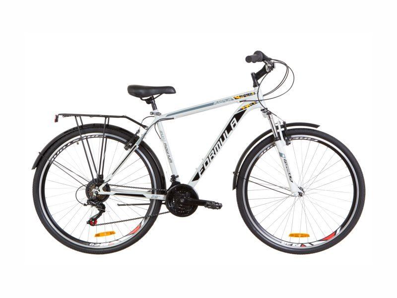 Велосипед Formula 28 Magnum Vbr grey-black