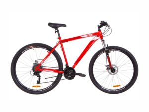 Велосипед Discovery TREK AM DD 29 red