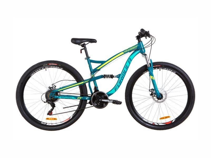 Велосипед Formula 29 Spark turquoise