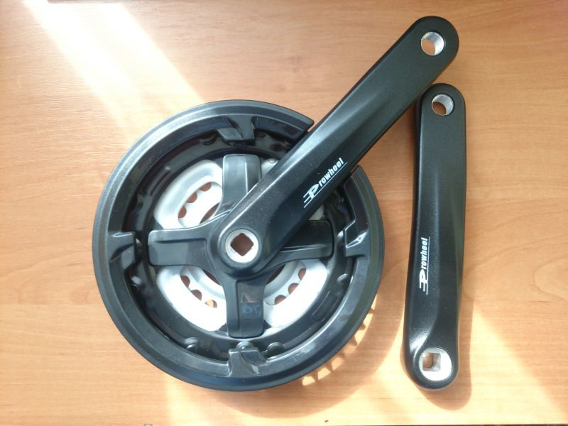 Комплект шатунов Prowheel TA-CM68 42x34x24 170мм