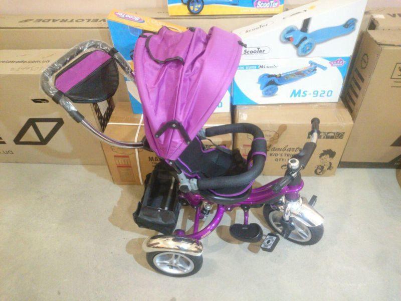 Детский велосипед Maxi Trike 002