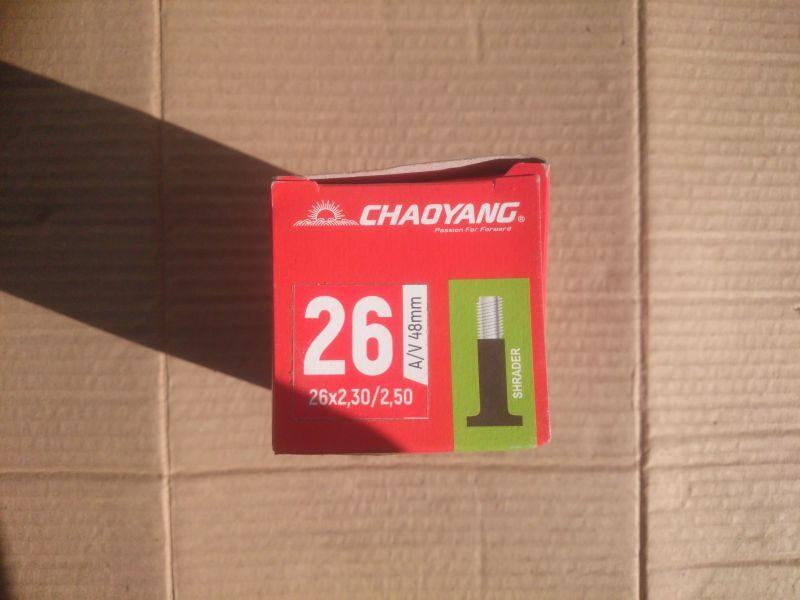Камера 26 ChaoYang 2.30-2.50 AV48